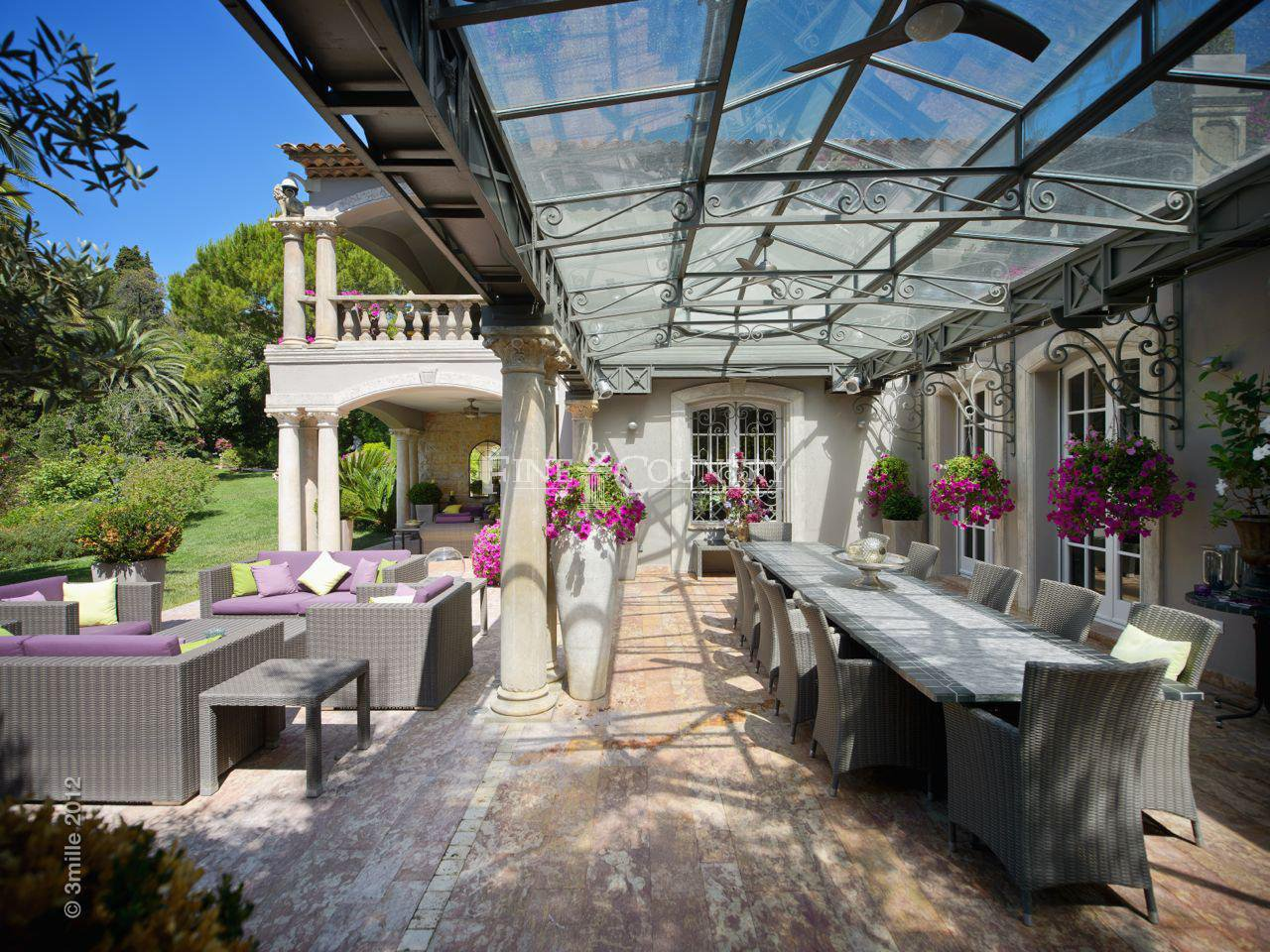 Luxury Villa for sale in La Calfornie, Cannes