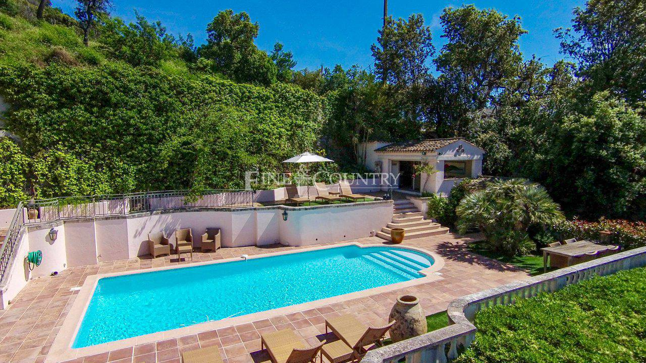 Modern Villa , 5 bedrooms  La Californie, Cannes