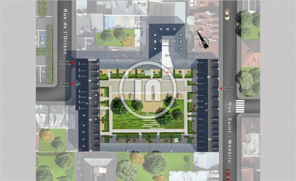 Development Apartment - Versailles