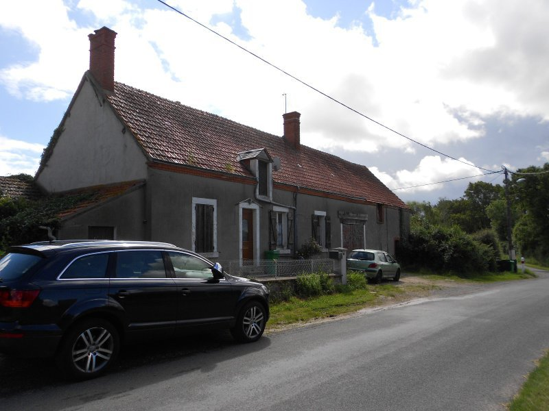 Renovated farmhouse with total area of ââ176m2 and 12min from Vierzon.