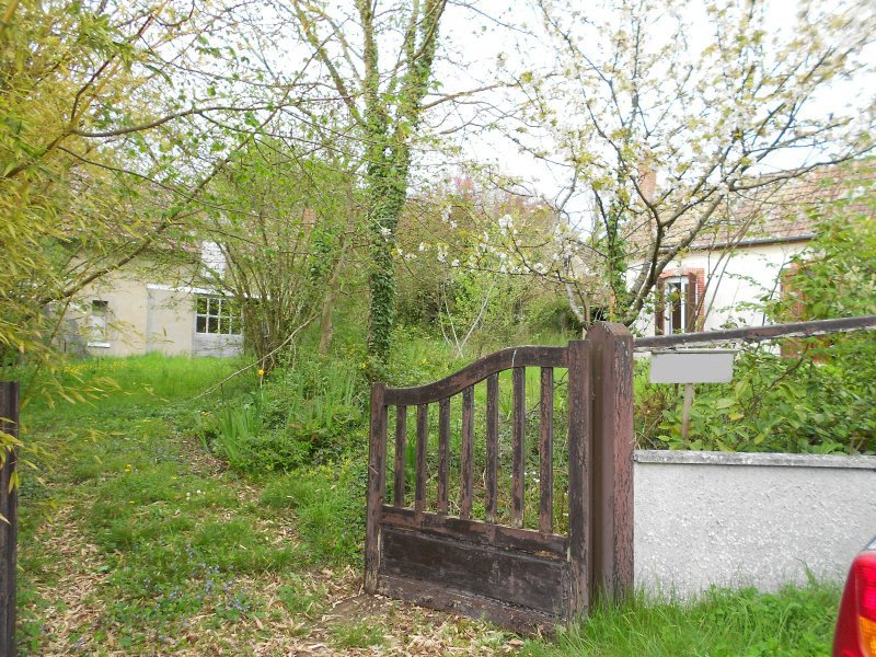 3441FPM - 2 houses with small town on addiction near Vierzon.