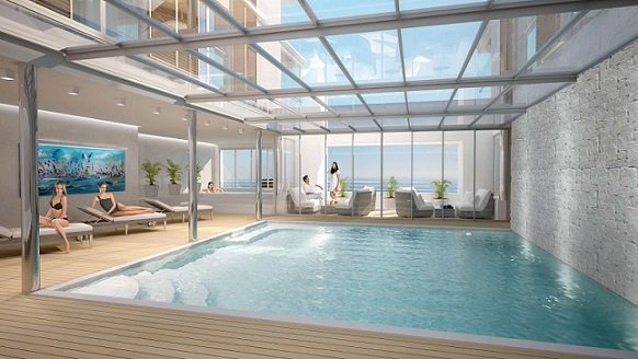 BEAUSOLEIL - French Riviera - 3 beds Apartment with sea view