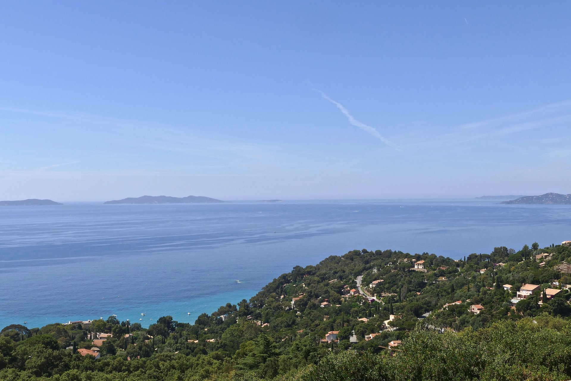 Property with stunning sea view Rayol Canadel Var Provence