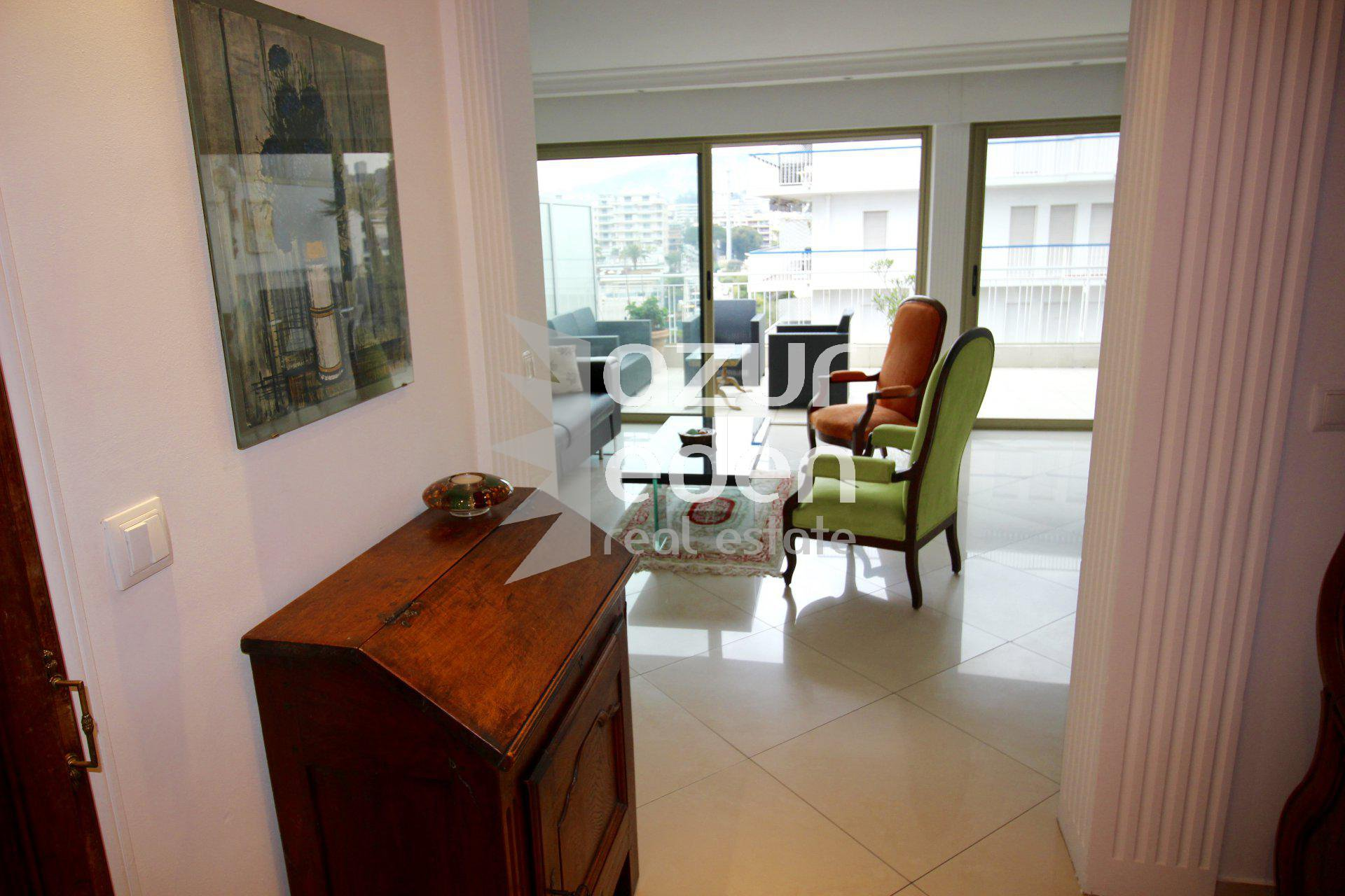 Seasonal rental Apartment - Cannes Palm Beach
