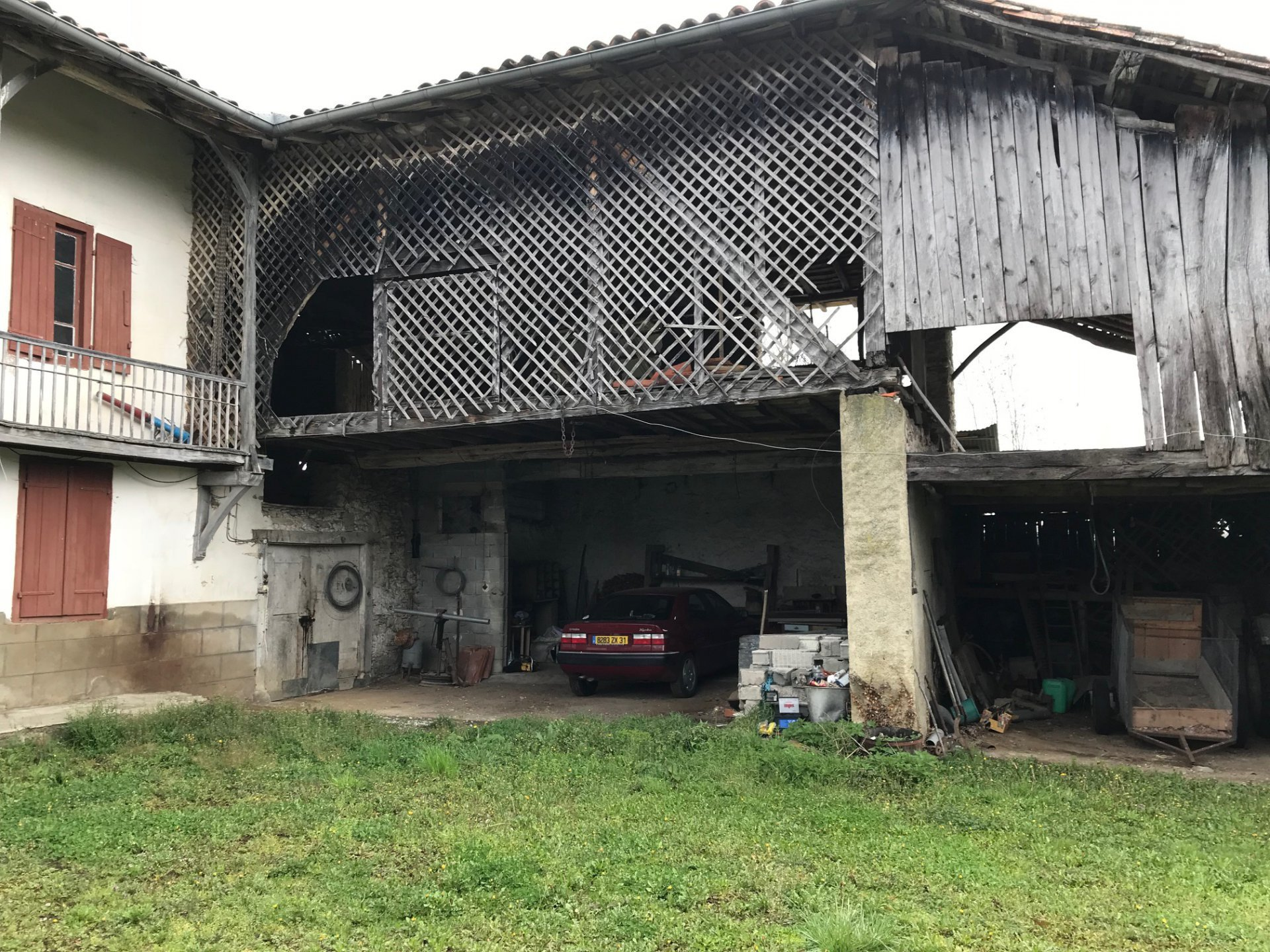 Farm to be renovated between Aspet and Saint-Gaudens