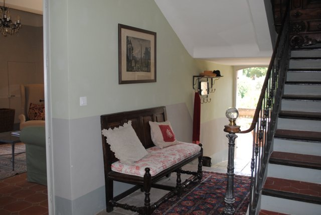 Mansion house on 9706 sqms plot