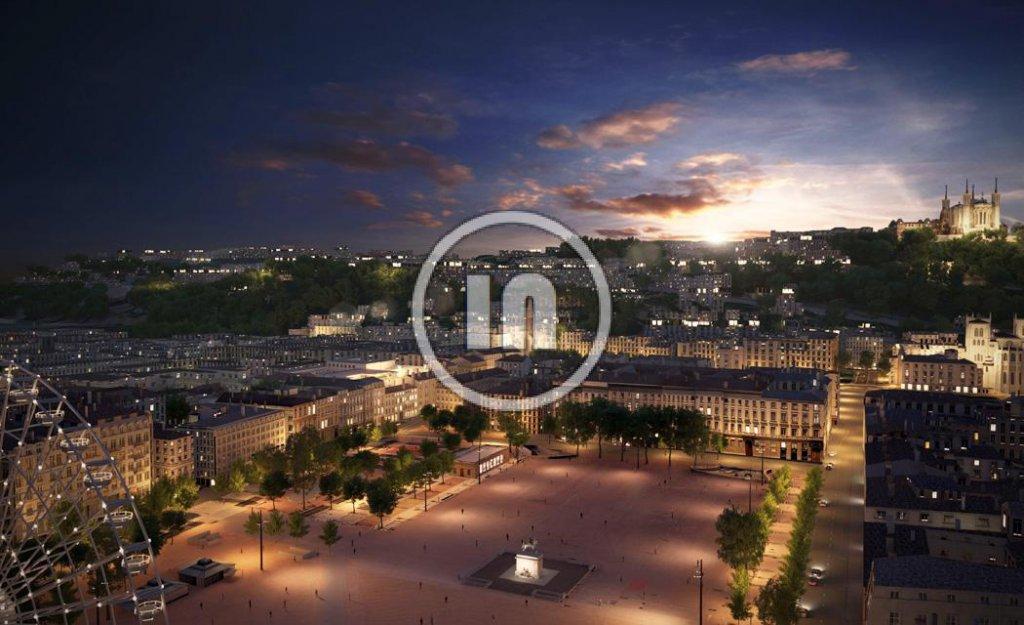 """Lyon - Programme Neuf  """"Place Bellecour""""  du studio au 4 pièces"""