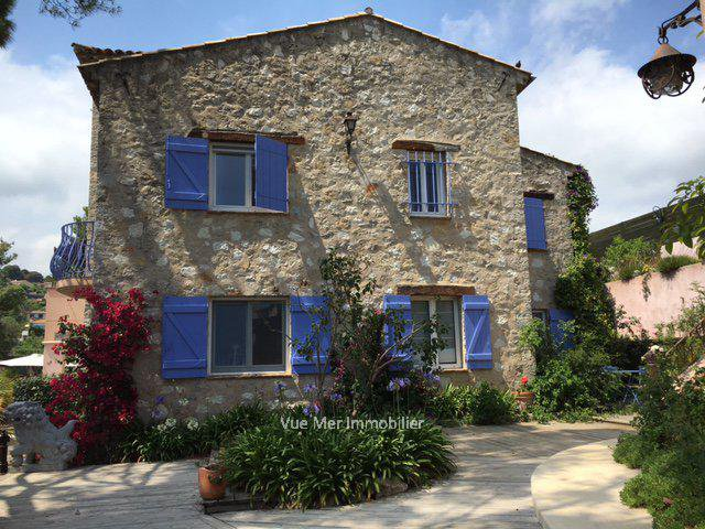 Vente Bastide - Vallauris Impiniers
