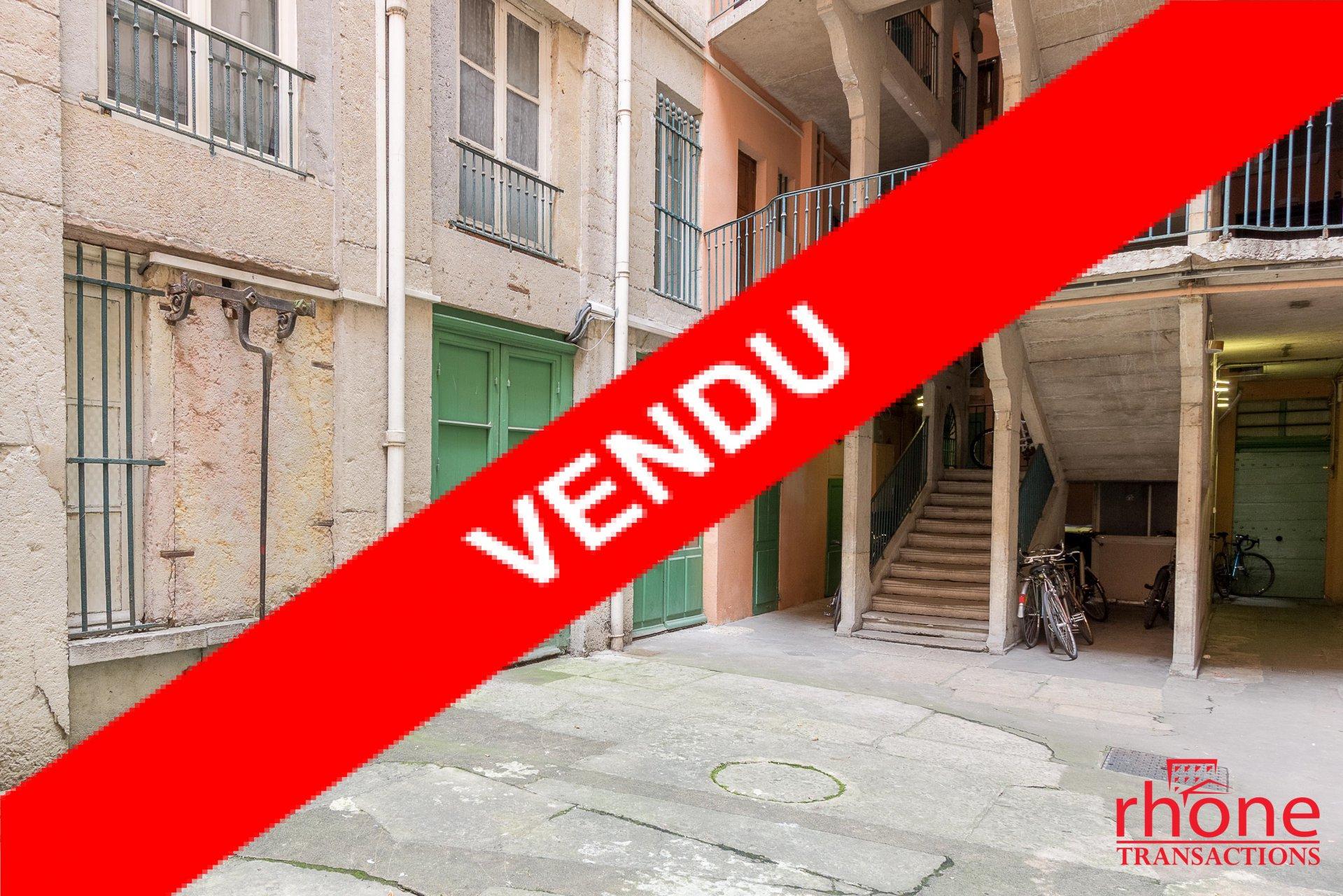 Vente Entrepôt - Lyon 1er Saint-Vincent