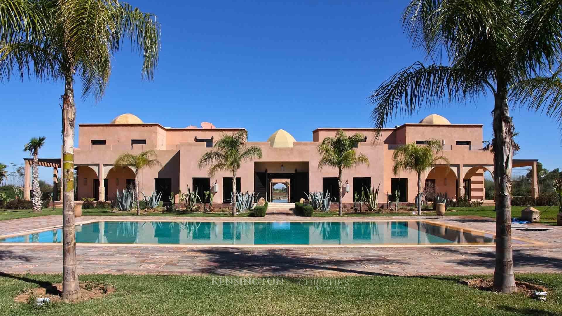 KPPM00967: Villa Lys Luxury Villa Marrakech Morocco
