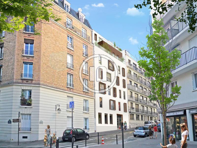 Development Building - Paris 13th (Paris 13ème)