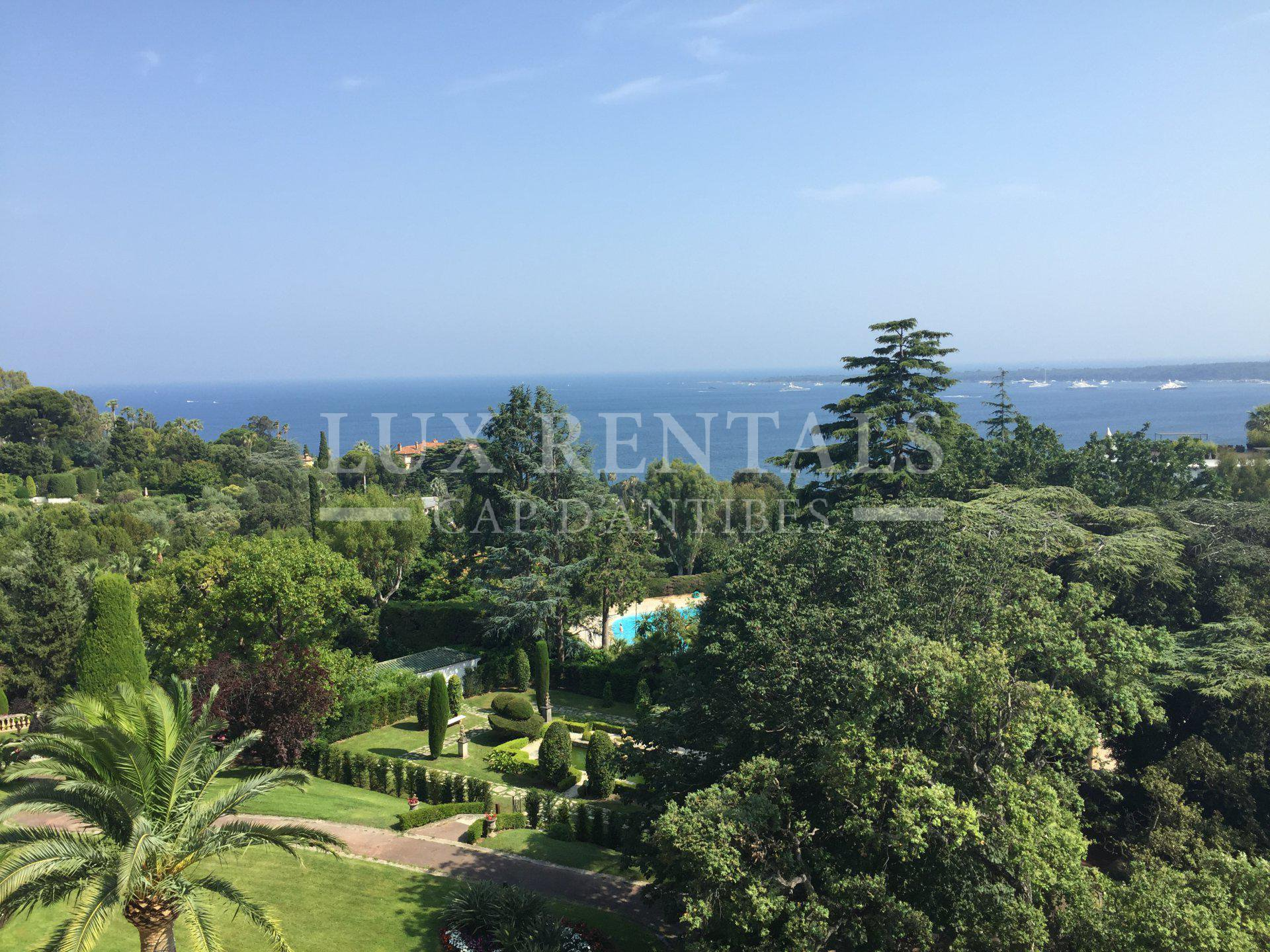 Location saisonnière Appartement - Cannes Californie