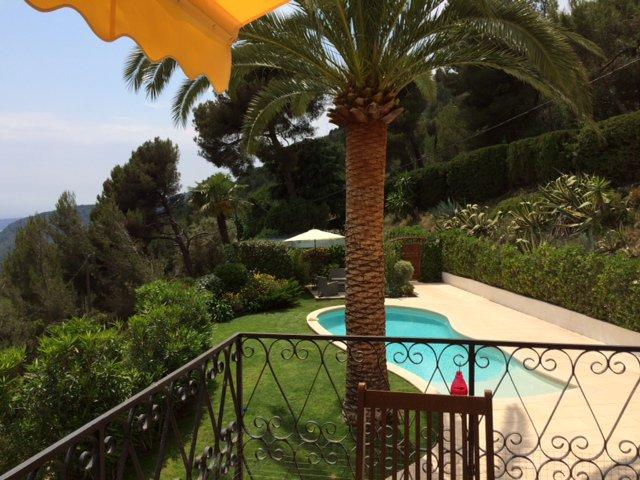 Eze - Magnifique Villa Provençale