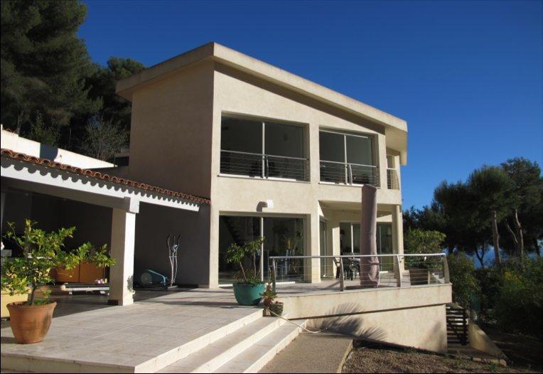 Roquebrune Cap Martin - Villa 5P