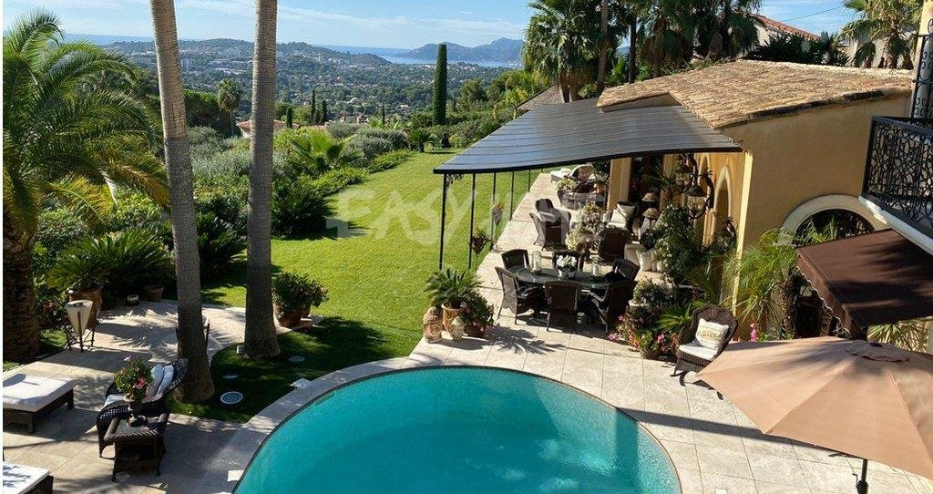 Purchase/sale Villa Mougins - Panoramic Sea view