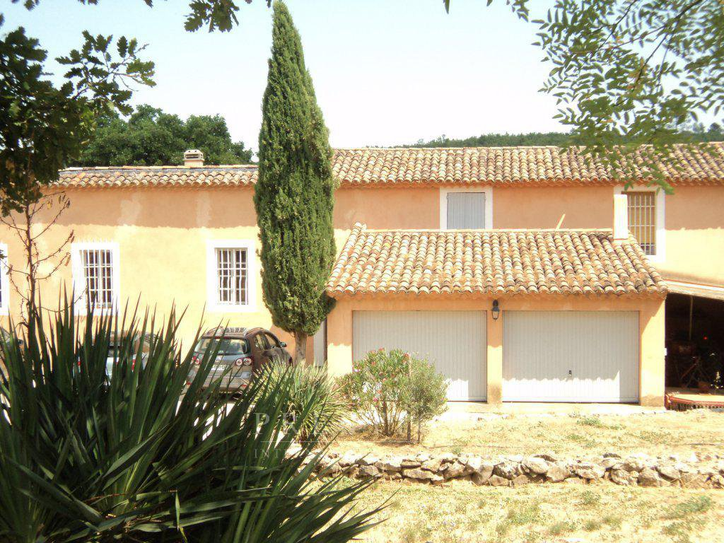 Provencal Bastide renovated 19 th