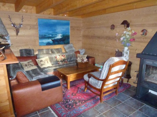 Seasonal rental Chalet - Isola 2000