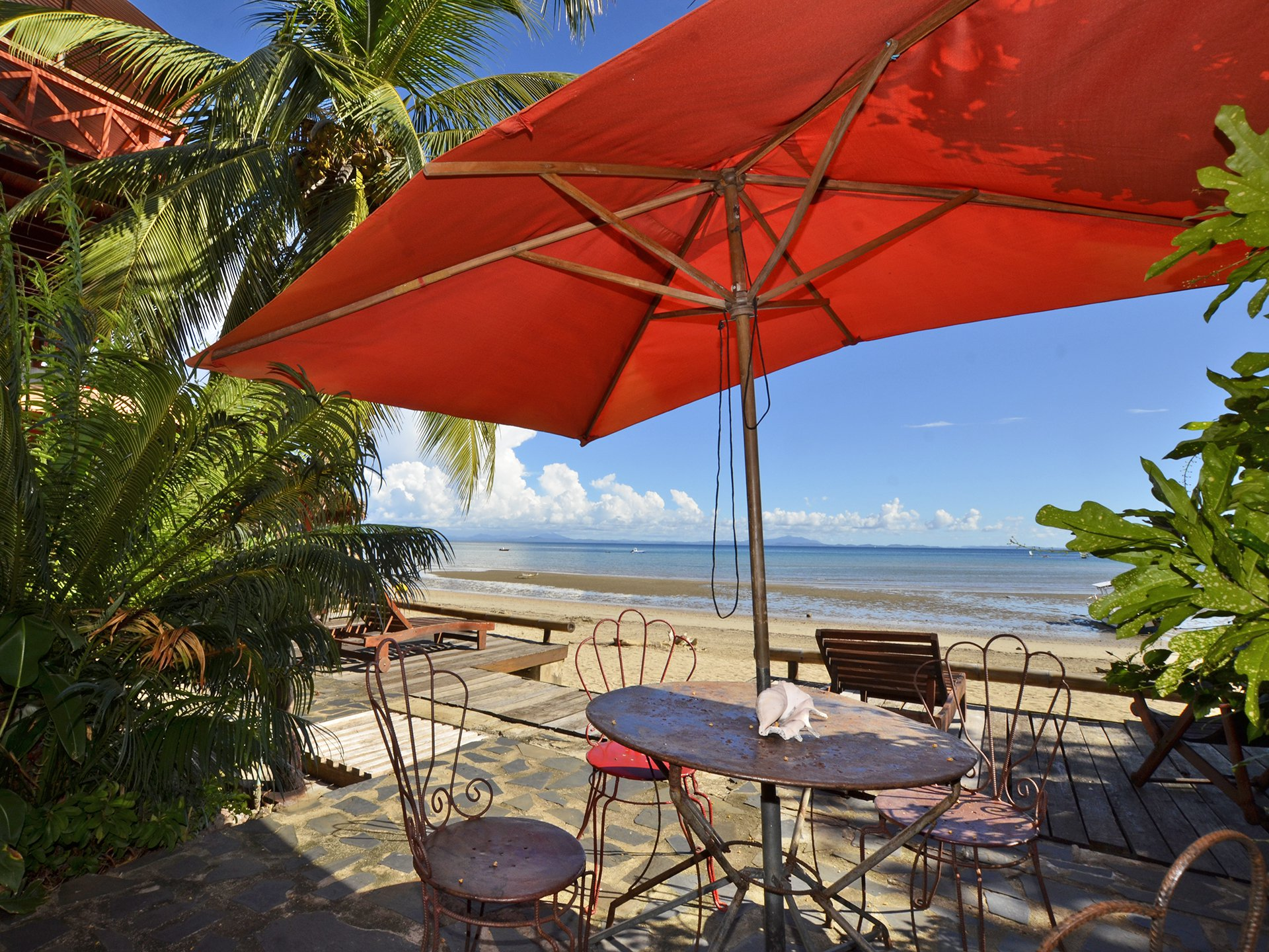 Sale Bed and breakfast - Nosy Be - Madagascar
