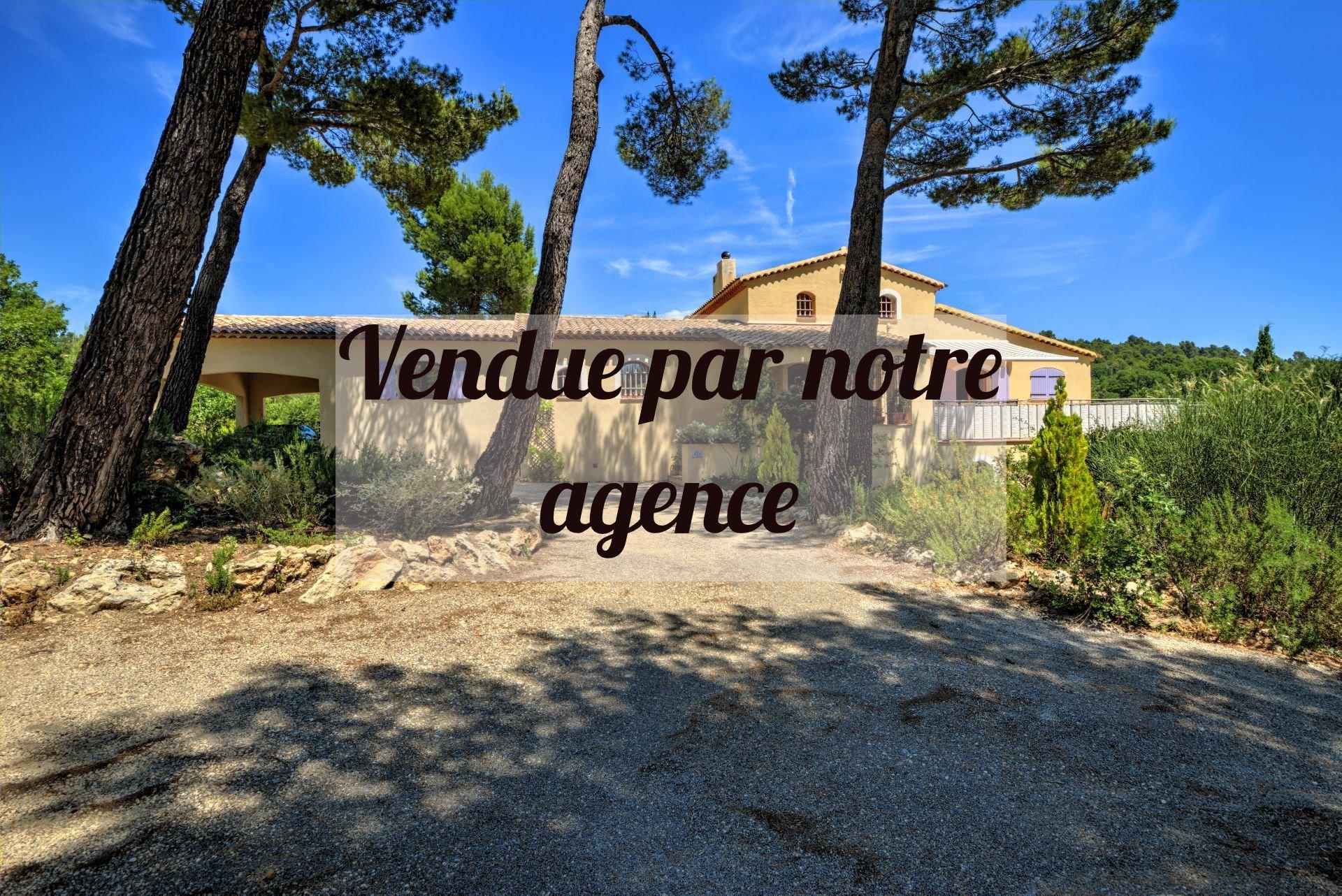 Sale Villa - Tourtour