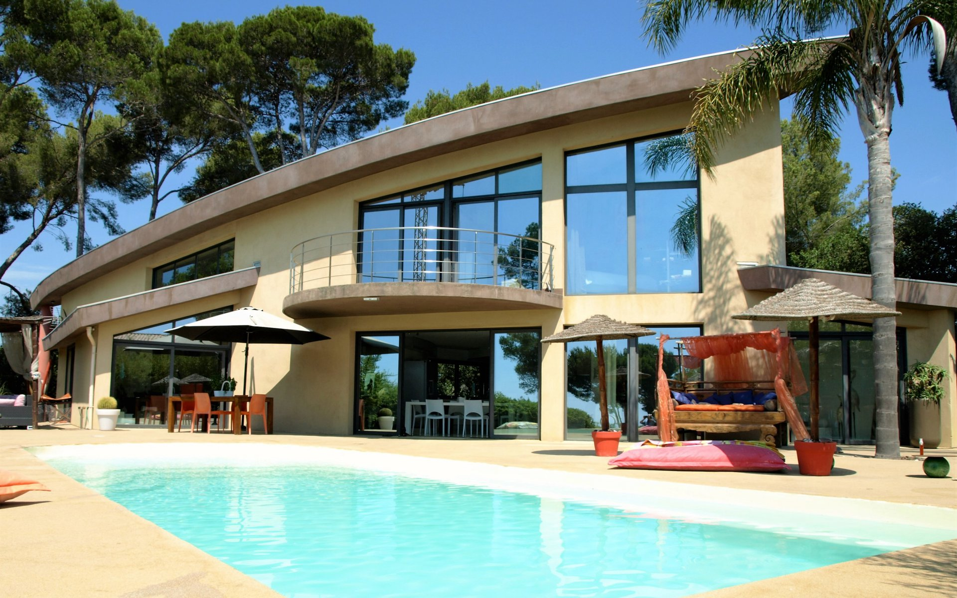PURCHASE/SALE CONTEMPORARY+ VILLA +SEA VIEW