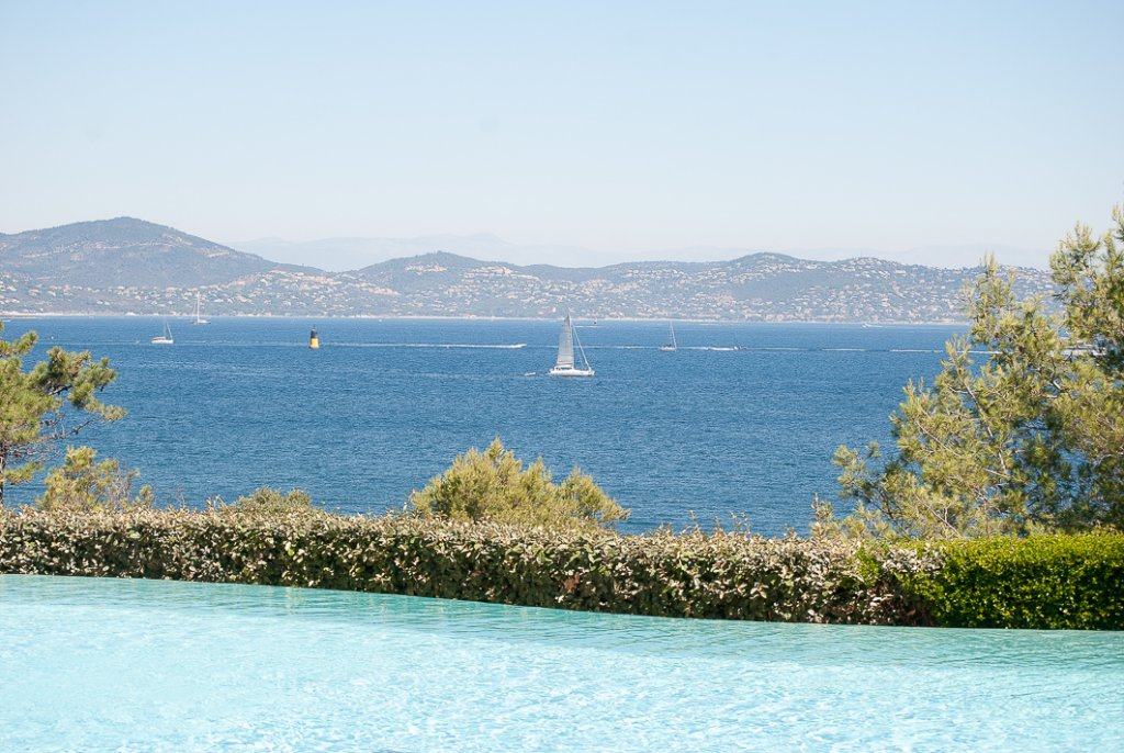 Seasonal rental House - Saint-Tropez Les Parcs - France