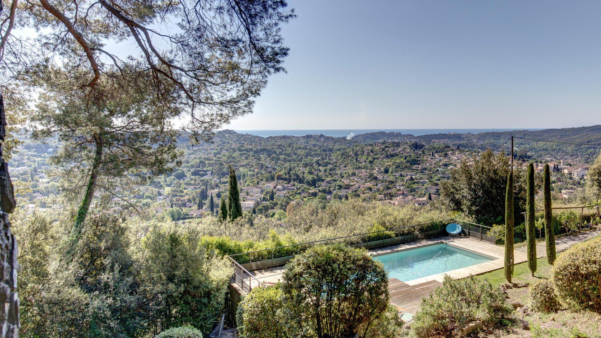 Alquiler Villa - Saint-Paul-de-Vence - Francia