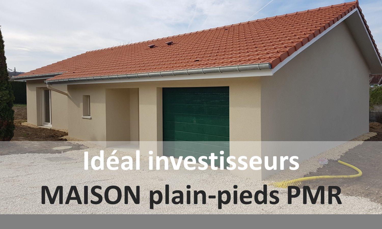 Idéal investisseurs: Maison neuve 5 pièces, PMR,  BADONVILLER