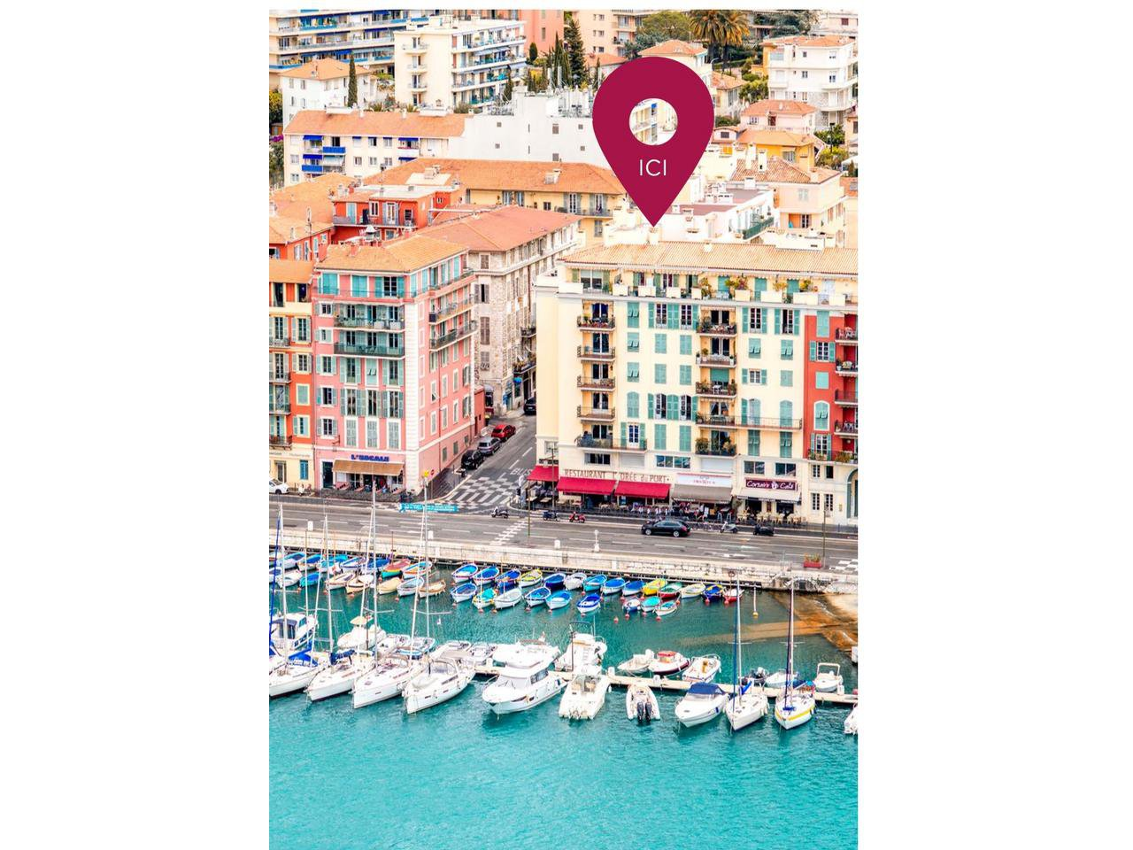 Sale Apartment - Nice Le Port