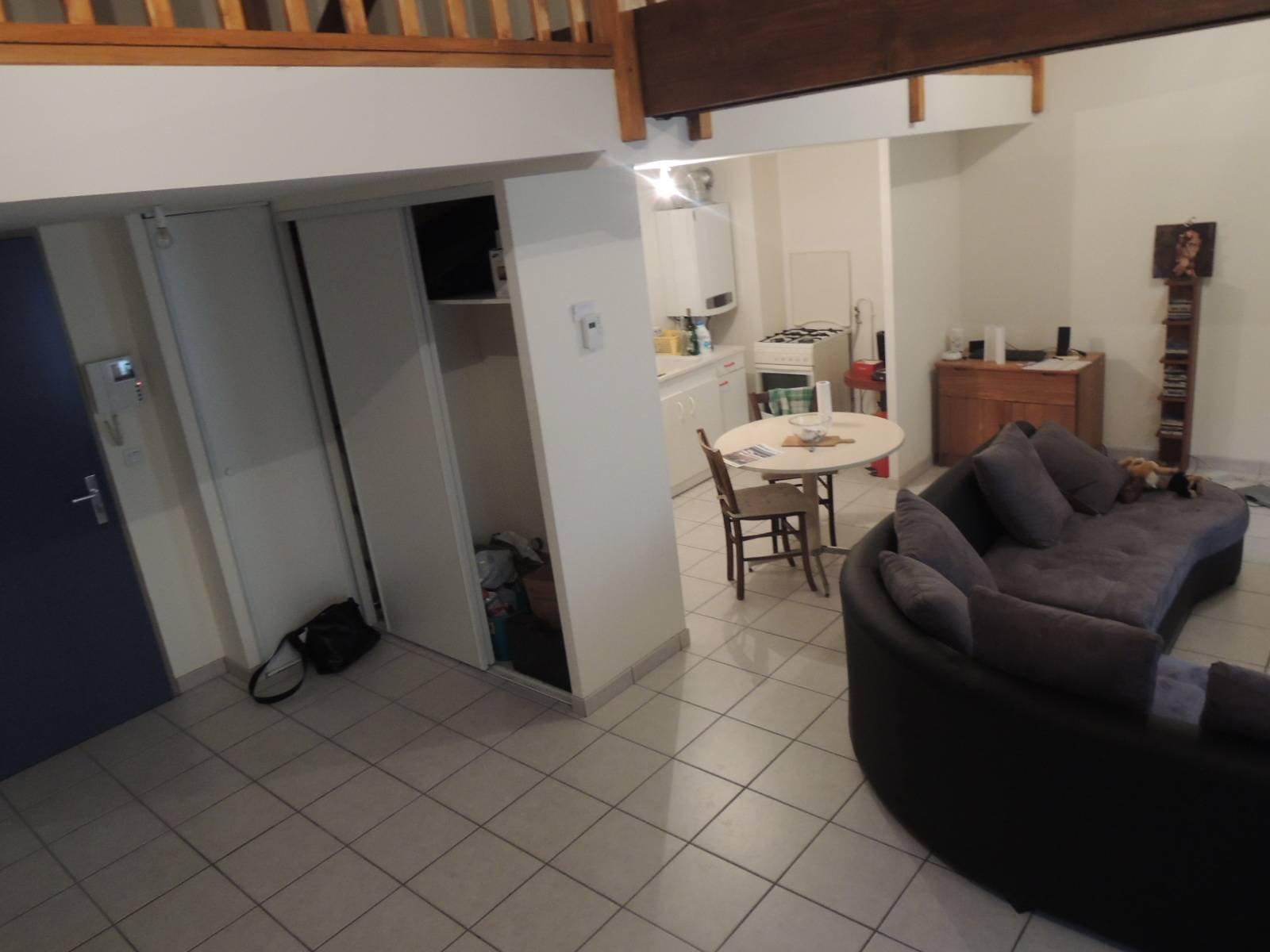 19 Moulins - T2 de 45 m²
