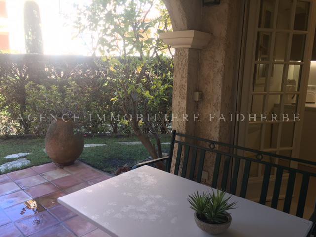 Clos Ste Anne, appartement en rez de jardin