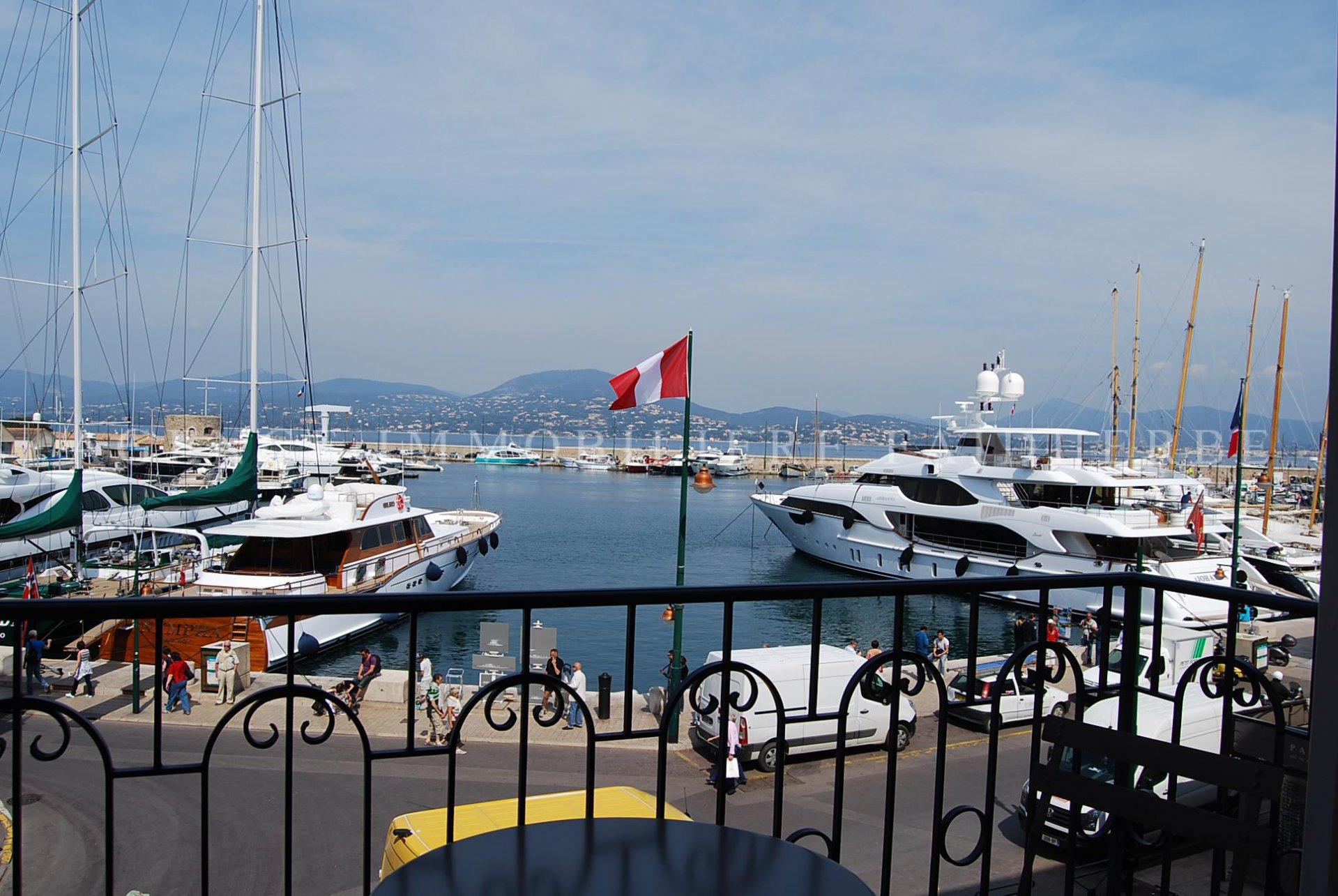 Saisonvermietungen Wohnung - Saint-Tropez
