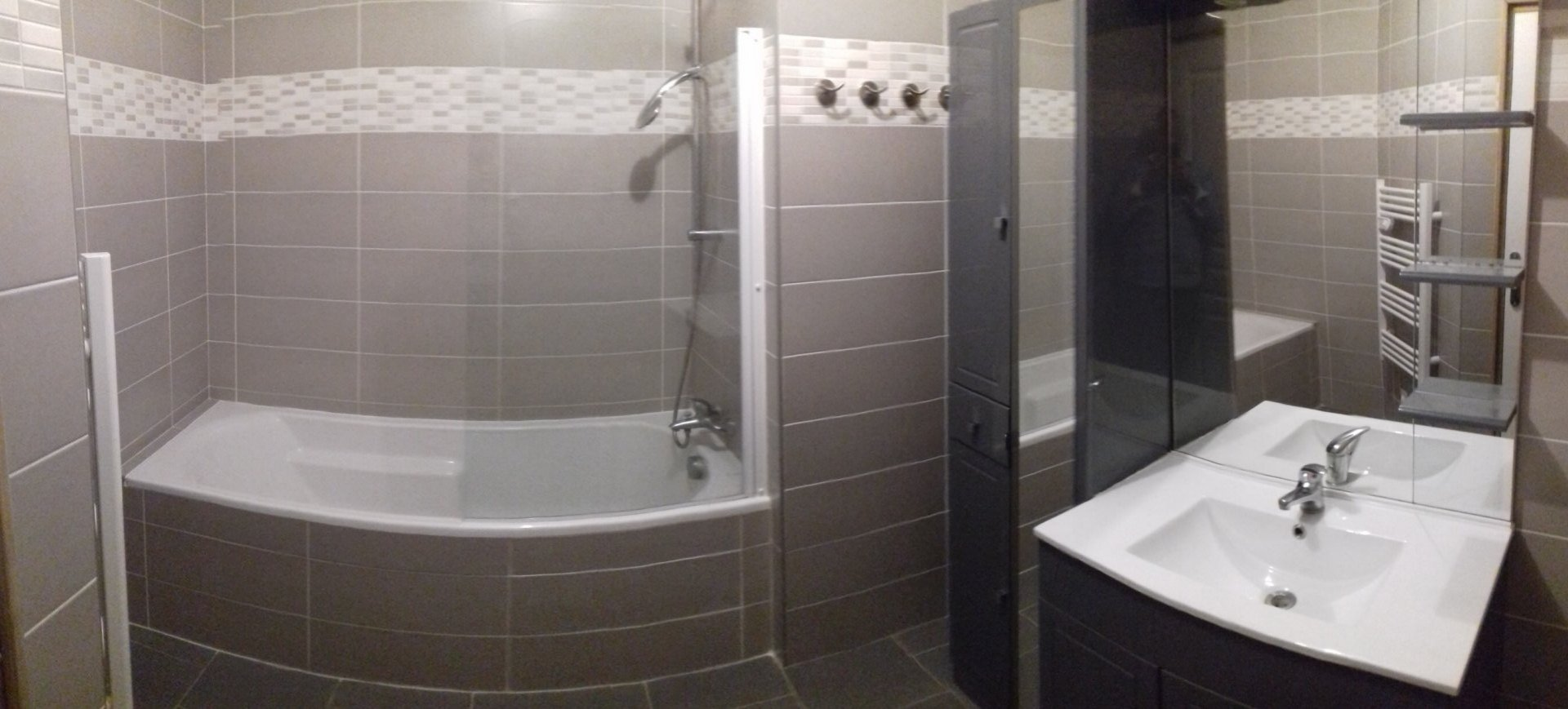 Bel appartement entièrement rénové