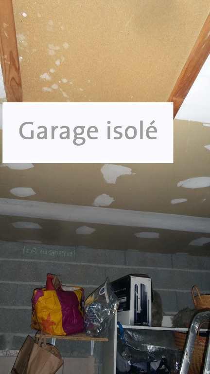 Maison 80 m² + garage et jardin