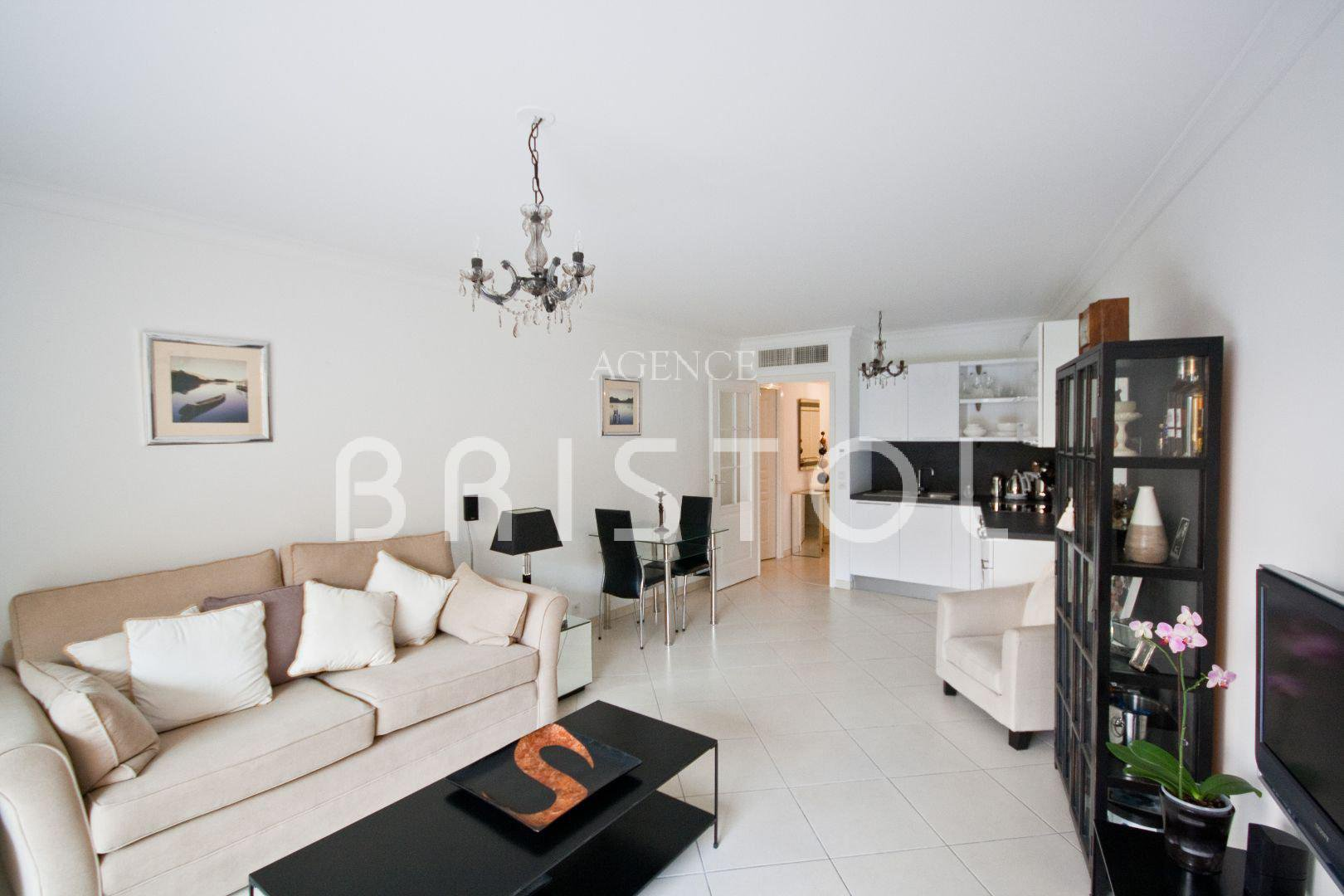 Beaulieu sur mer lovely one bedroom apartment
