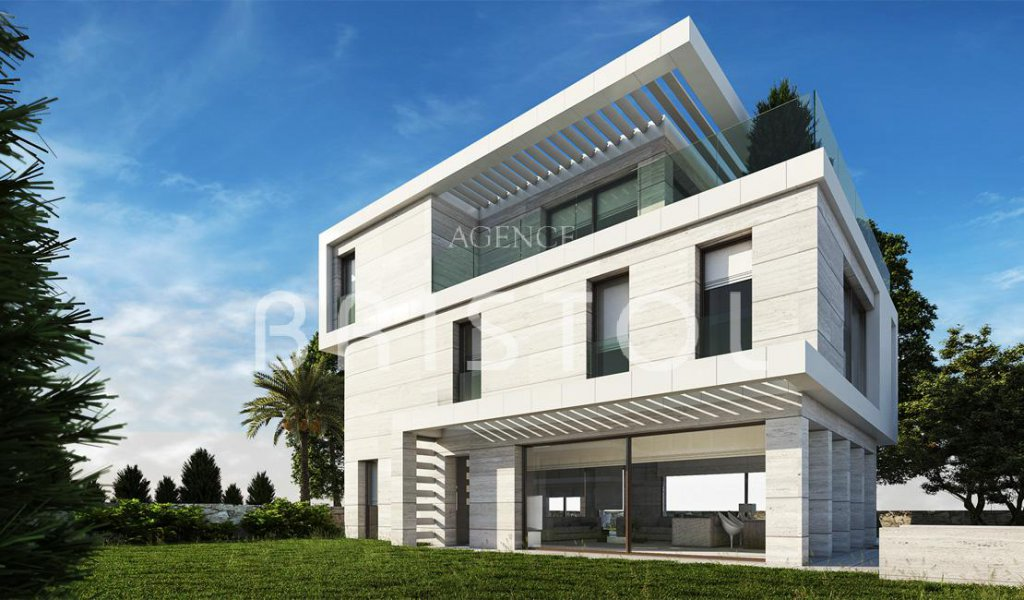 New luxury villa for sale in Beaulieu sur mer - Down town