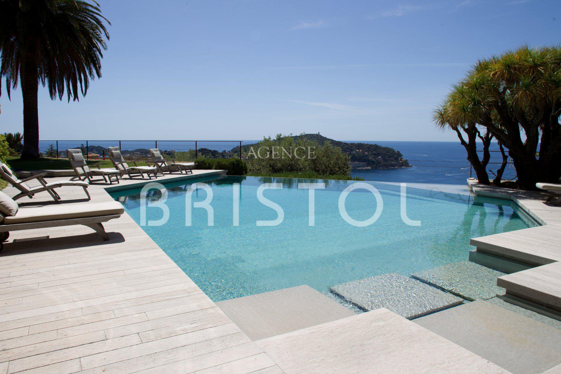 Luxury house for sale in Villefranche sur Mer