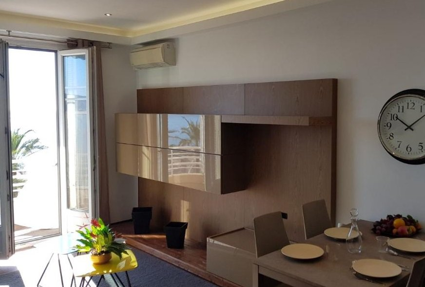 Beautiful 3 room completely renovated luxury services