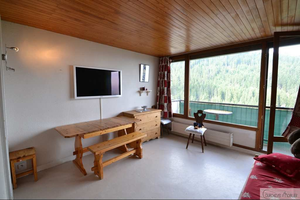 1 bedroom apartment – Courchevel Moriond
