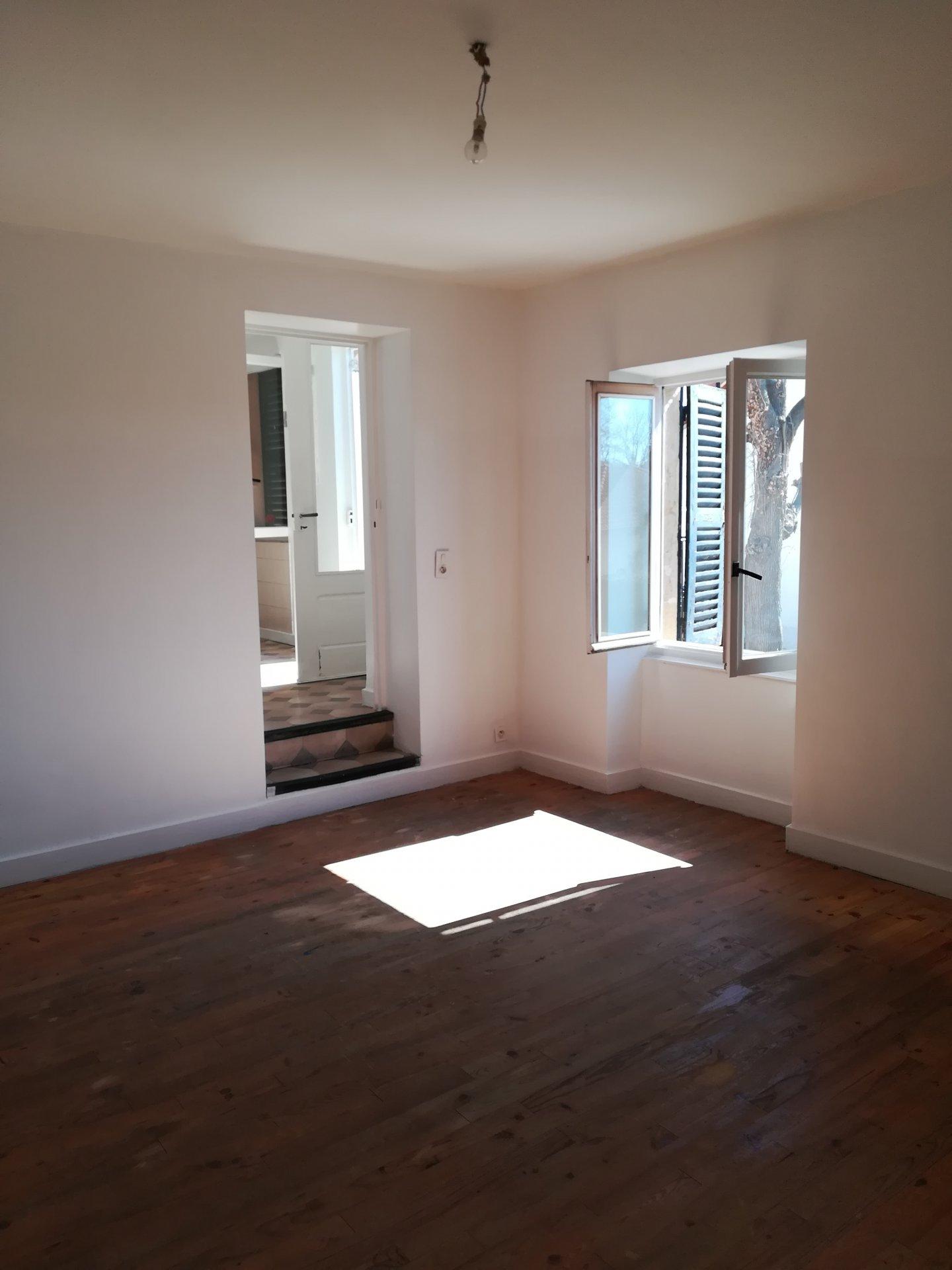 Appartement avec terrain