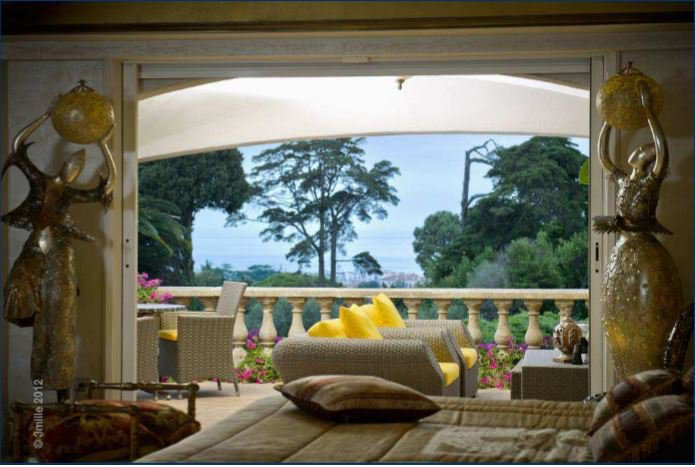 LUXURY MANSION IN CANNES CALIFORNIA