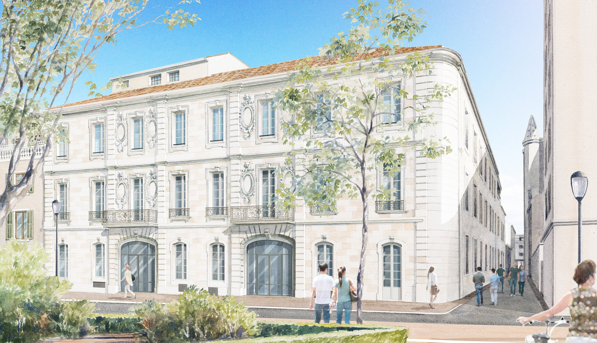 Programme Immeuble - Nîmes