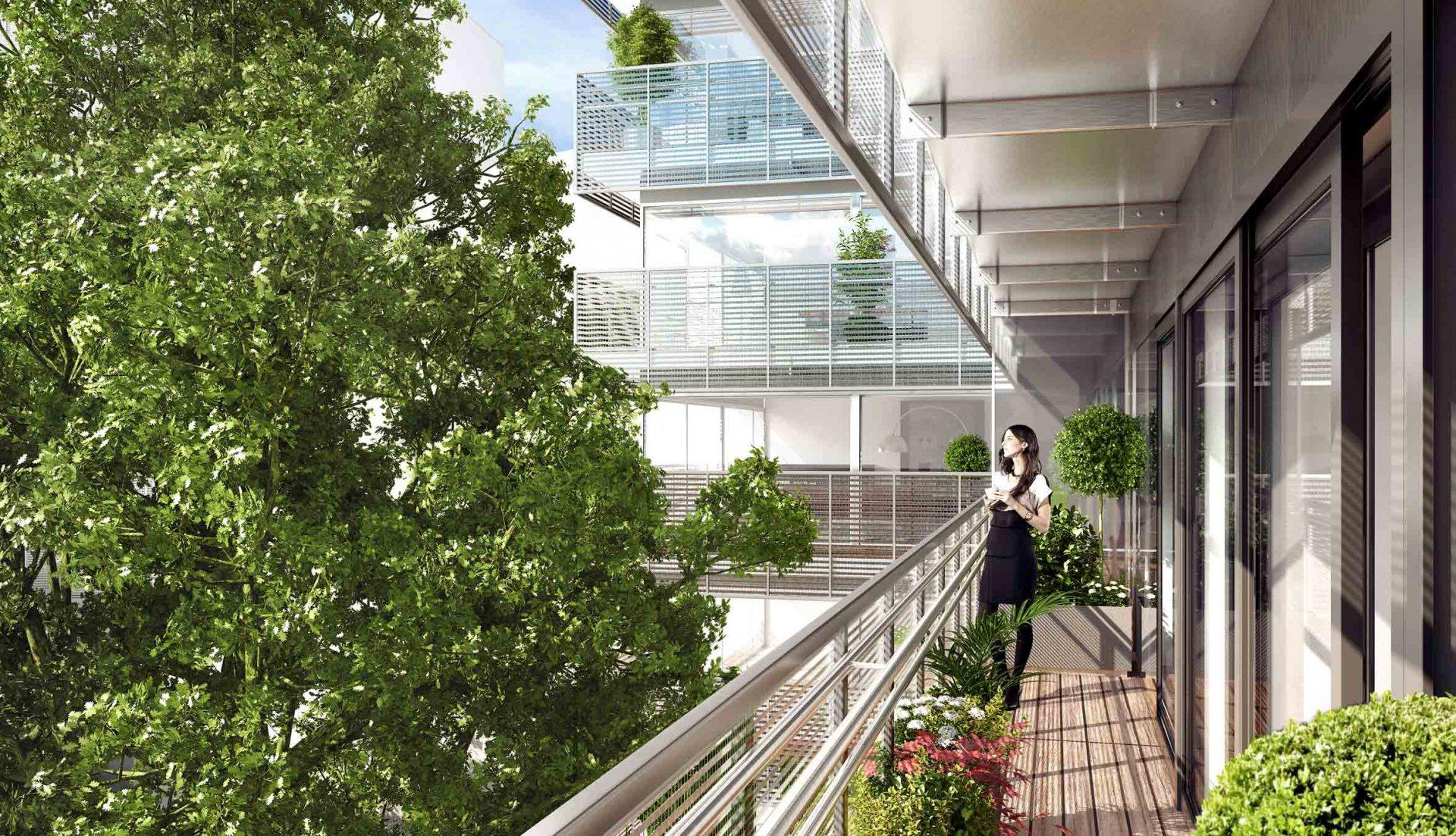 Programme Immeuble - Paris 14ème