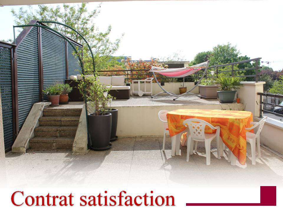Appartement 3P Terrasse 37 m²