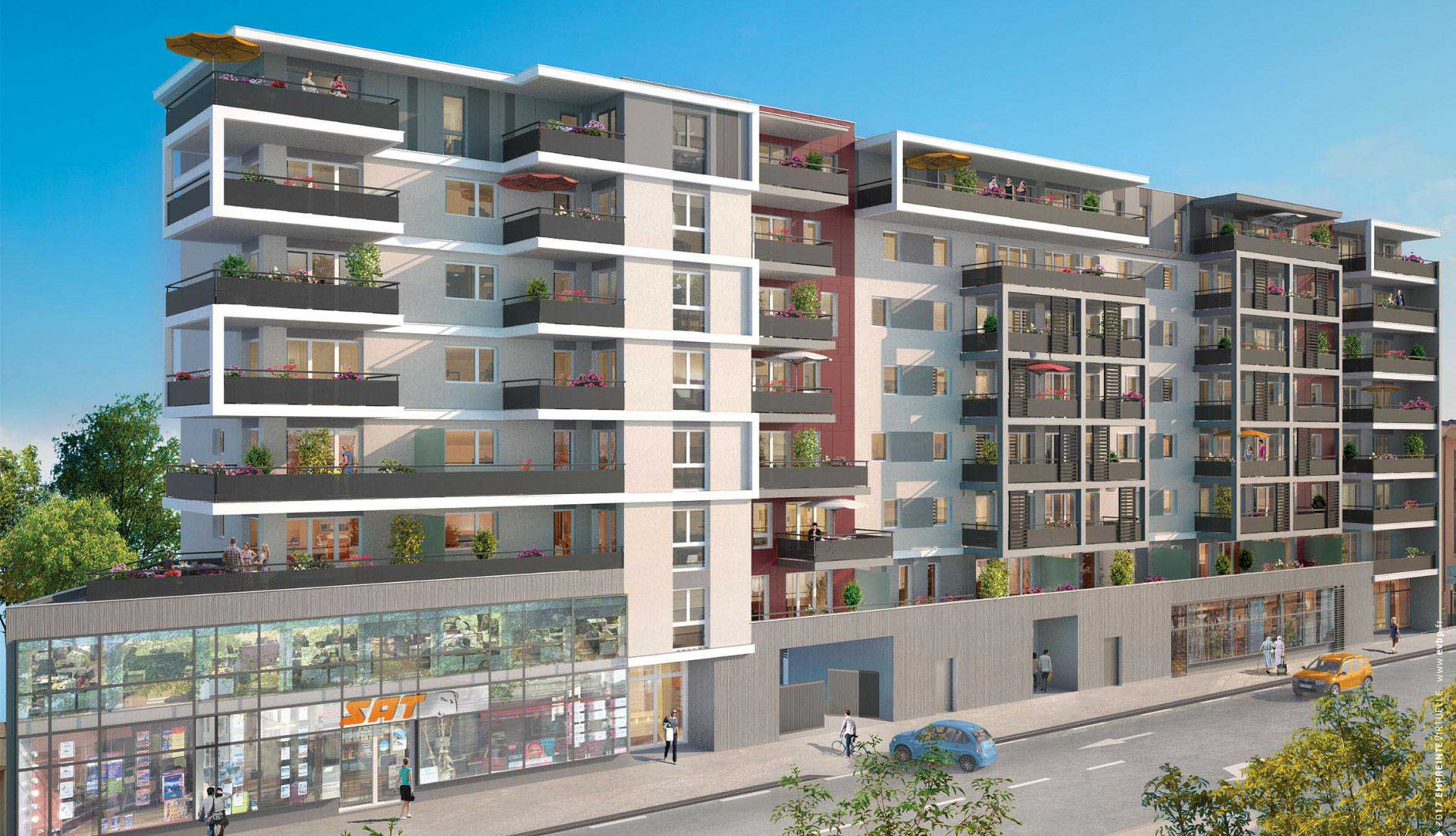 Programme Immeuble - Thonon-les-Bains