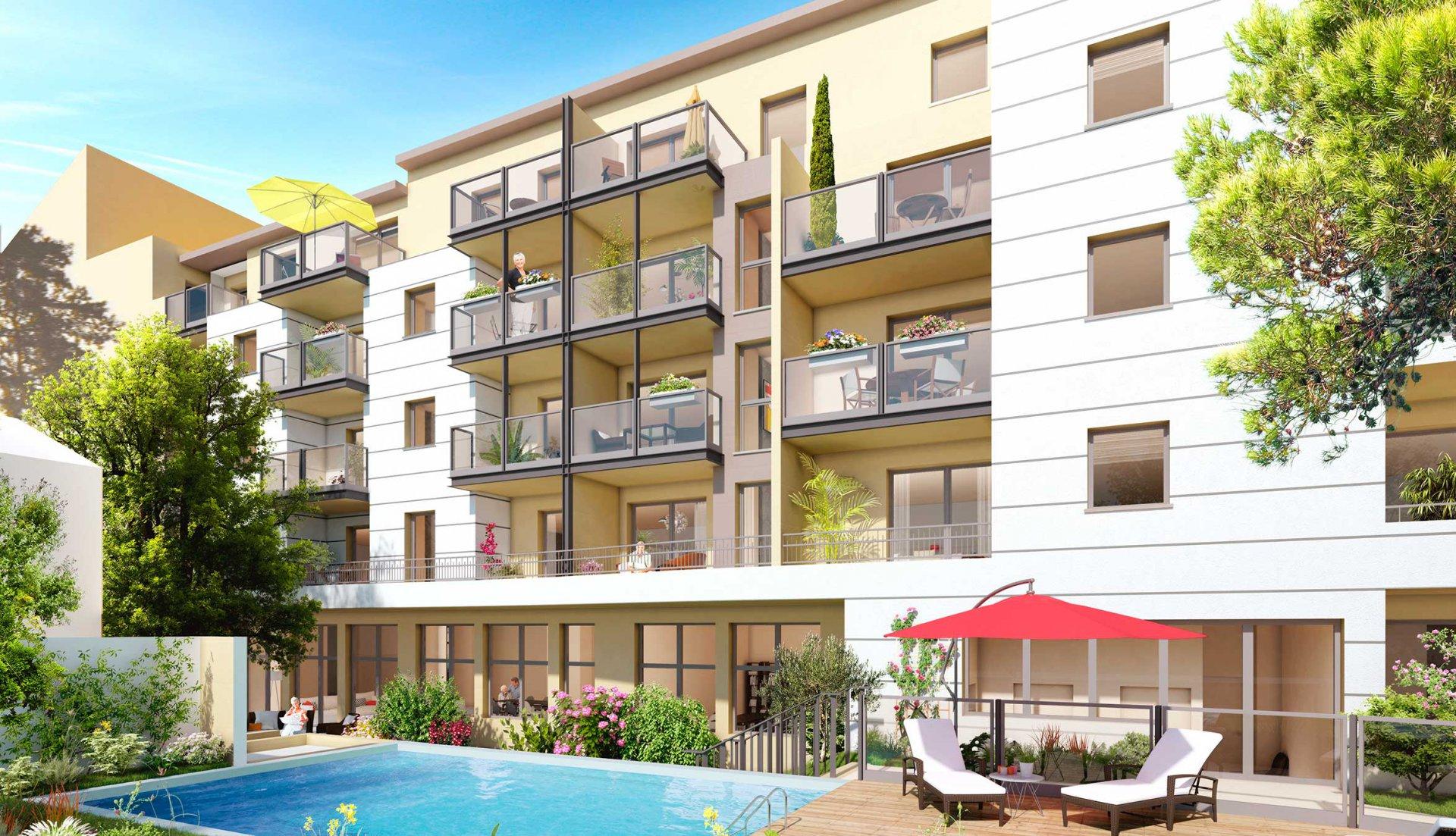 Programme Immeuble - Salon-de-Provence