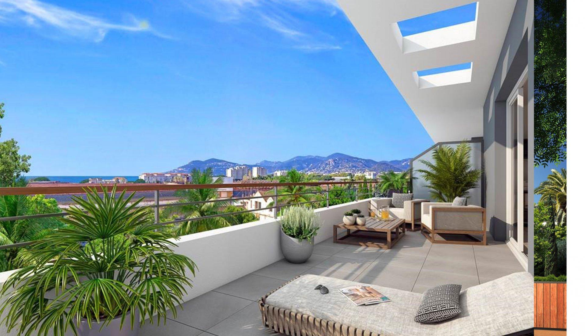 Programme Immeuble - Cannes-la-Bocca