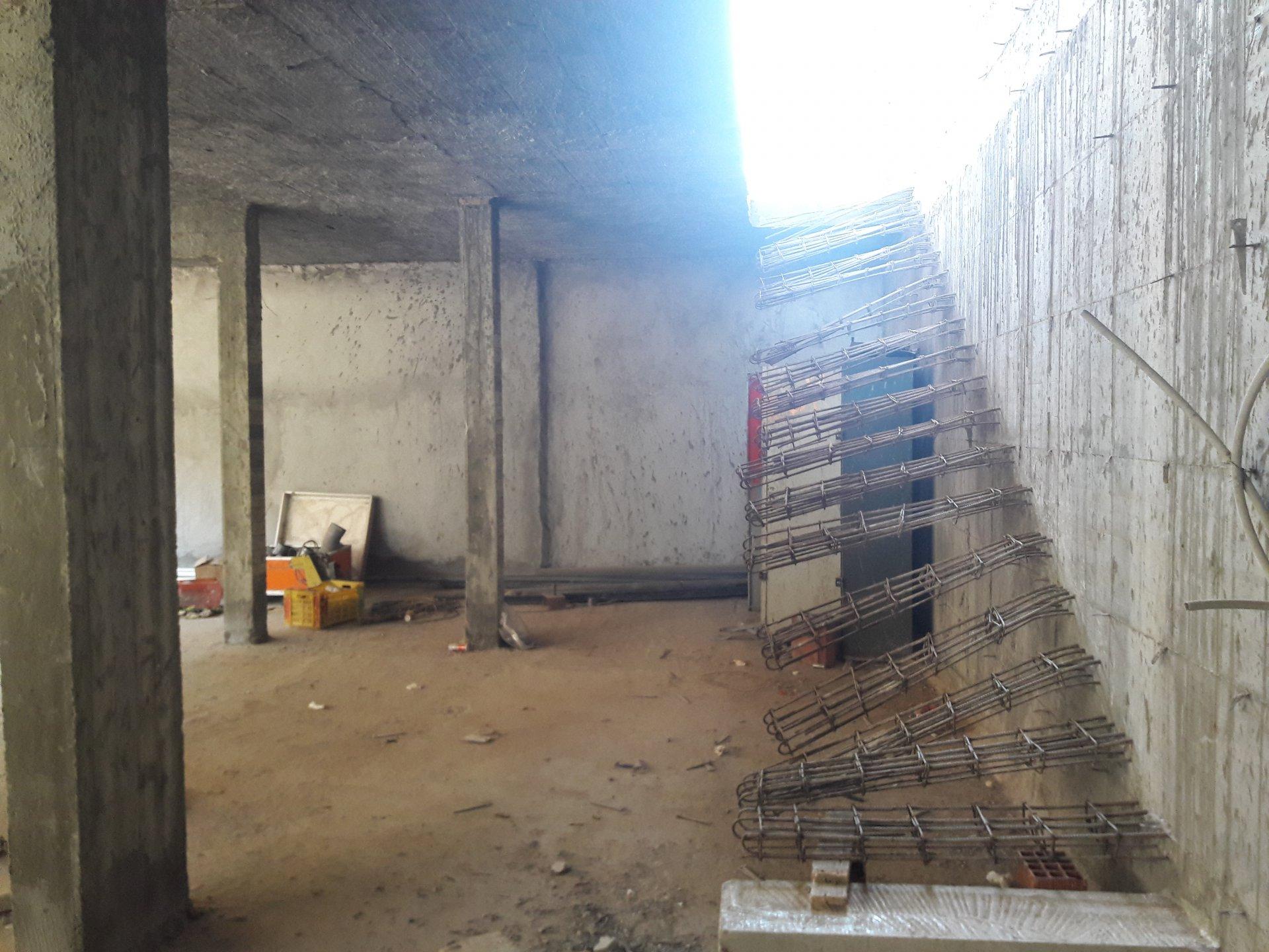 Deux villa jumelée  inachevée à Gammarth