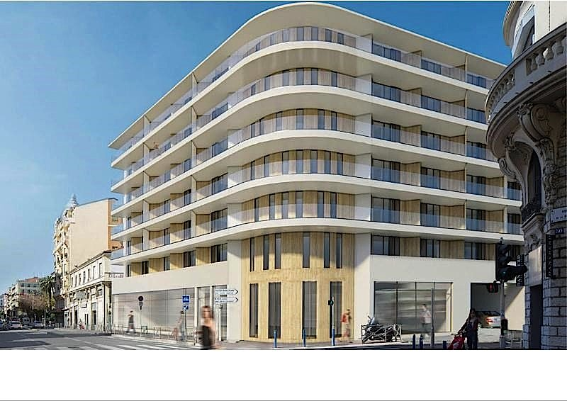 Sale Apartment - Nice Carré d'or Carré d'or - 390,000 €