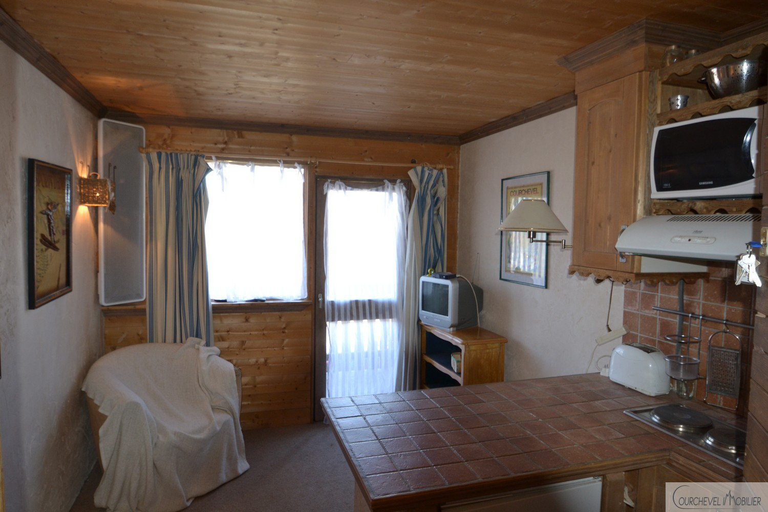 Location Studio - Courchevel Village