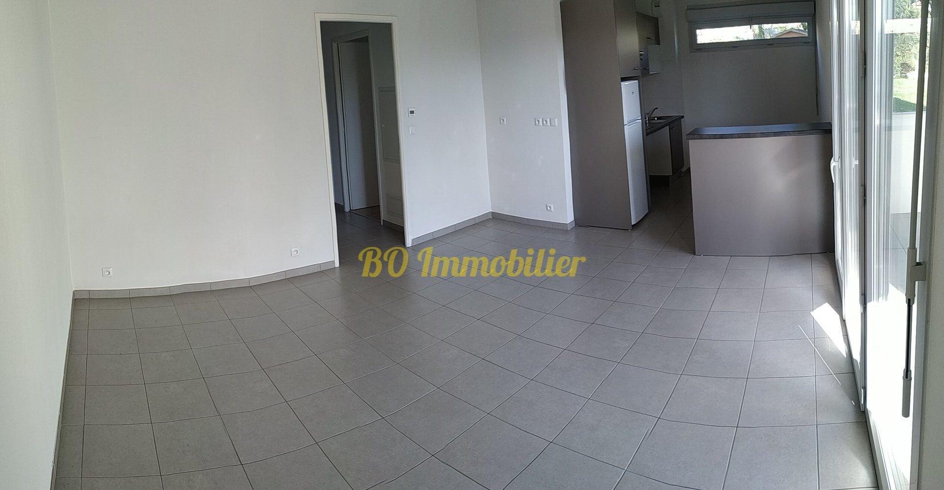 Beau 3p de 57 m² avec terrasse de 15 m² et parking